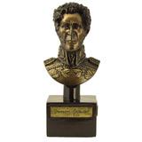 Escultura Busto Simón Bolívar El Libertador