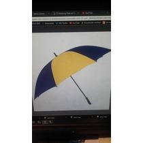 Paraguas Cancha /murga/eventosv.urquiza
