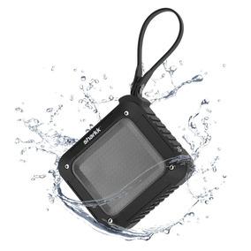 Speaker Portátil Sharkk Cube Impermeável Bluetooth 3w Ipx5