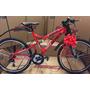 Bicicleta Barata Bimex R26 18 Velocidades Doble Suspensiónn