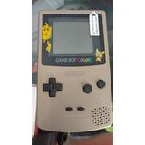 Gameboy Color Pokemon (usa) + Tapa /1 Juego Regalo