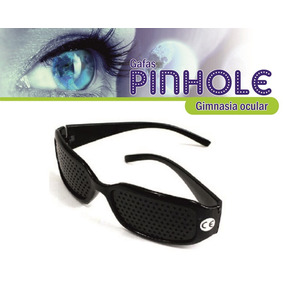 Gafas Pinhole Lentes Reticulares Gimnasia Ocular Medellín