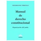 Manual De Derecho Constitucional - Sagües - Ed. Astrea