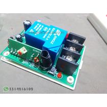 Relevador Inalambrico 1 Canal 30 Amperes Control Rf 1ch
