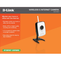 D-link Wireless G Internet Camera