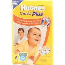 Oferta! Pañales Huggies Classic Talle G