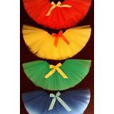 Tutu Nena - Bailarina - Danza - Ballet - Colores Lisos