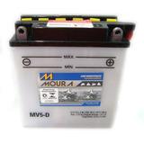 Bateria Xtz 125 2004 Yamaha Yb5lb-b Mv5-d