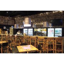 Equipo Muebles Para Decorar Bares Restaurantes Cafeterías