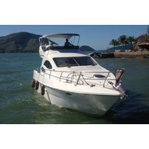 Intermarine 380 Full 2008 2xvolvo D6 370 Hp