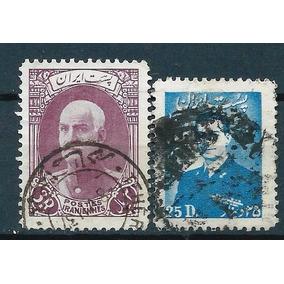 30 - Persia - Irá - 2 Selos Antigos - No Compre Já