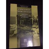 Concursos Mercantiles. Rodolfo Bucio Estrada.