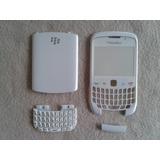 Carcaza Blackberry 9300 Blanca 4 Piezas