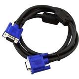 Cable Vga Monitor De 3 Metros Con Filtros Calidad Superior