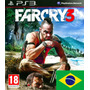 Far Cry 3 + B R I N D E - Psn Ps3 - Em Português - Envio Já