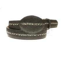 Cinturon Vaquero Caballero Imitación Mantarraya Reina
