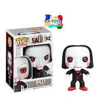 Billy The Saw Funko Pop Pelicula Saw Game Juegos Miedo Cf