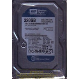 Disco Duro Western Digital Caviar Blue 320 Gb Sata Remate