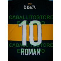 Números Boca Juniors Torneo Inicial 2012-final 2013 Original
