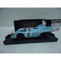 Porsche 917k 1000km Monza 1971 Gulf Team 1/43 Brumm
