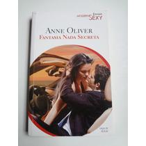 Livro Harlequin Modern Sexy Anne Oliver Ed. 58