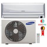 Ar-condicionado Samsung Split Max Plus Que/frio 12000 Btu/h