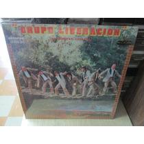 Grupo Liberacion De Comitan Chiapas Disco Lp Nuevo ---