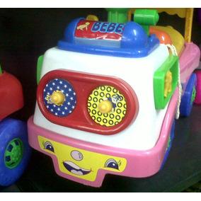Carrito Montables Con Telefono Para Niña De 1 A 3 Años