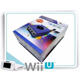 Adaptador 4 Controles Gamecube Para Wiiu E Pc - Turbo