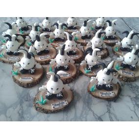 10 Souvenirs Cumpleaños, Pelotas. En Porcelana Fría