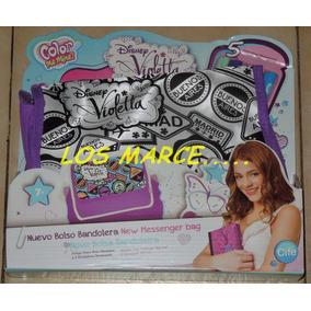 Violetta Bandolera Bolso Para Pintar Disney Precio Oferta !!