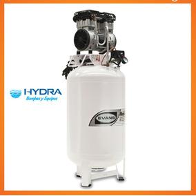 Compresor Libre De Aceite, 2 Hp 115 Vca C/tanque De 130 Lts