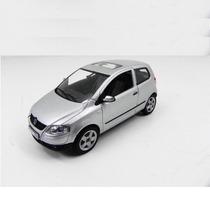 Volkswagen Fox Schuco 1:43 Prata