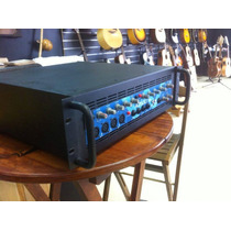 Amplificador De Potência A 2500 70 V 600 Wrms Machine
