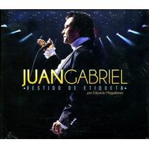 Cd + Dvd Juan Gabriel Vestido De Estiqueta - Juan Gabriel