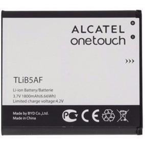 Batería Pila Tlib5af Alcatel C5 997d Ot-5035 5036
