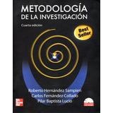 Sampieri Metodologia De La Investigacion Libro
