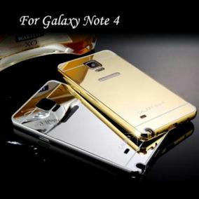 Funda Protector Espejo Para Galaxy Note 3, 4, 5 Y 2