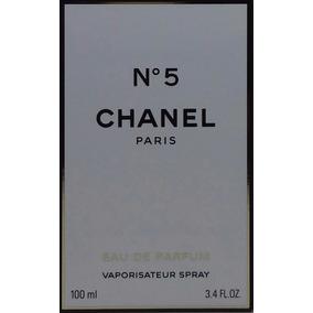 Perfume Chanel N 5 Edp 100 Ml Original