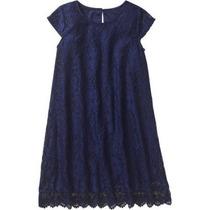 Vestido Americano Niña Talla (l) 10-12 Años Envío Gratis