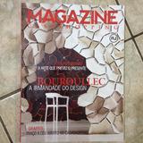 Revista Magazine Casashopping 52 2014 Bouroullec Graffiti...
