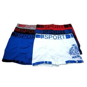Boxer Seamless Sin Costura, Por Mayor, 6 Unidades