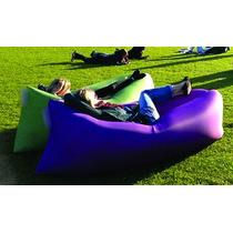 Sillon Inflable,el Original, Pileta, Parque, Comfy Bag,bolso