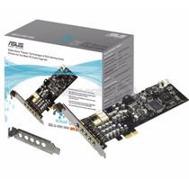 Placa De Sonido Asus Xonar Dx 7.1 Pci Express Dolby Digital