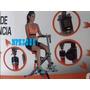 Body Flex Aparato De Ejercicio Bicicleta Fija Piernas Brazos