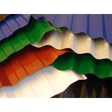 Chapas Techo C25 Color | Acanaldas Y Trapezoidales X Metro