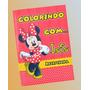 30 Livrinhos/revistinha Colorir Personalizados (só Revista)