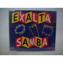 Cd Promo Exalta Samba- Amor Cidade Nº 4