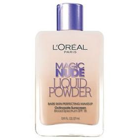 Loreal Base Magic Nude Liquid Powder 322 Sand Beige- Spf 18