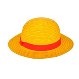 Luffy Sombrero One Piece Monkey D Cosplay Gorro Hat Gorra